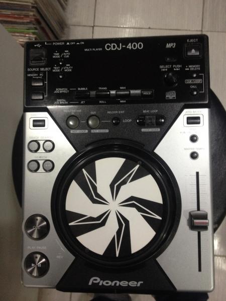 CDJ 400 Pioneer ( Unidade )