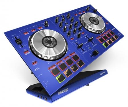 Controlador Pioneer DDJ Sb Blue - Edição Especial Serato Intro