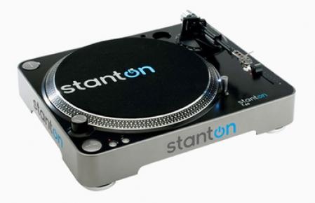 Toca Disco Stanton T-62