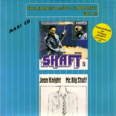 Isaac Hayes / Jean Knight ?– The Golden Dance-Floor Hits Vol. 18
