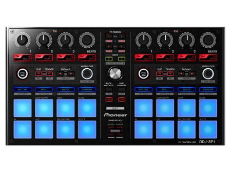 DDJ-SP1 Sub-Controller designed for Serato Software (PRODUTO NOVO)