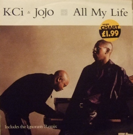 K-Ci & JoJo ‎– All My Life