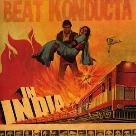 Madlib The Beat Konducta ‎– Vol. 3: Beat Konducta In India (Raw Ground Wire Hump)