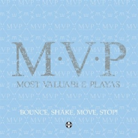 M.V.P. ‎– Bounce, Shake, Move, Stop