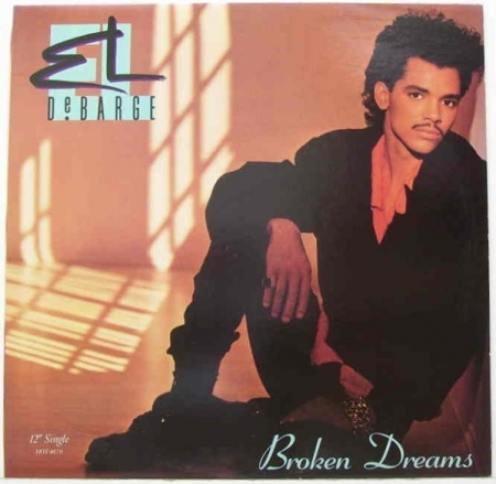 El DeBarge ‎– Broken Dreams