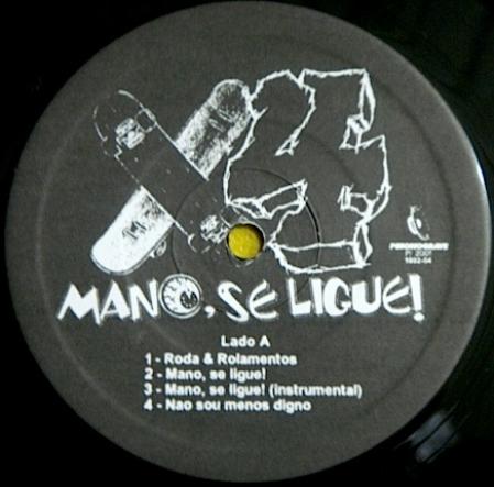 X4 - Mano Se Ligue