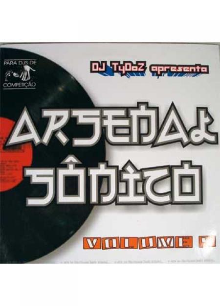 Arsenal Sônico - Volume 4