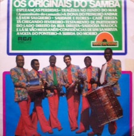 Os Originais Do Samba – Disco De Ouro
