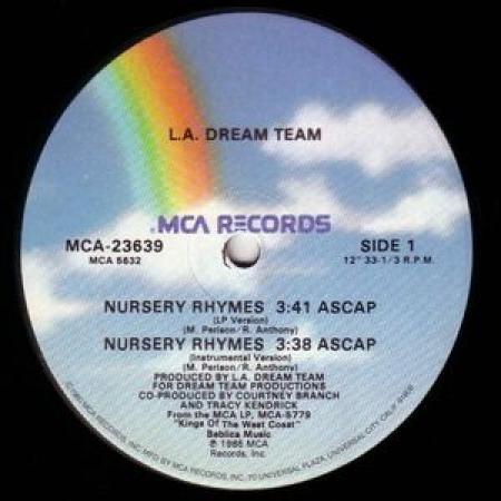 L.A. Dream Team ?– Nursery Rhymes