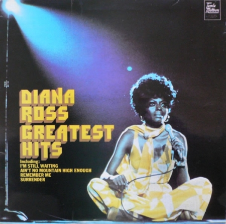 Diana Ross ?– Greatest Hits