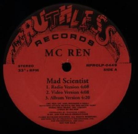 MC Ren ?– Mad Scientist