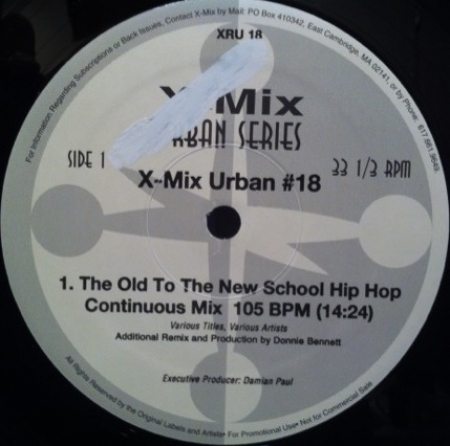 X-Mix Urban Series 18