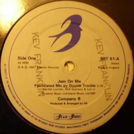 Company B ?– Jam On Me (F(acid)ated Mix)