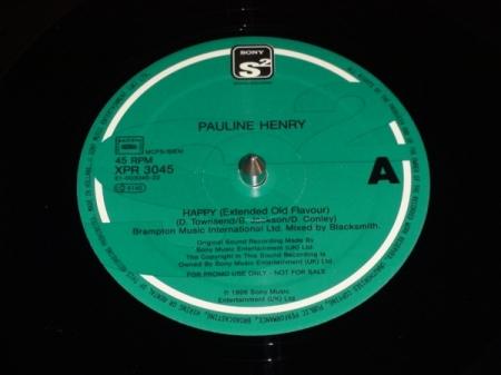Pauline Henry – Happy