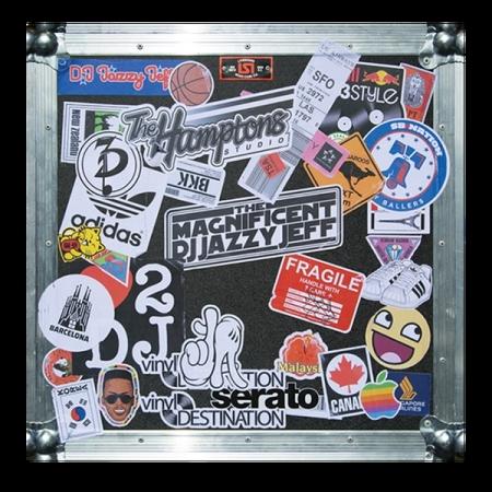 Timecode Serato Control Vinyl DJ Jazzy Jeff (O Par)
