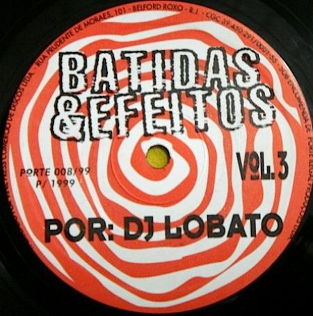 Batidas & Efeitos - Vol. 3