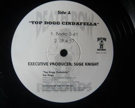 Top Dogg ?– Top Dogg Cindafella