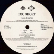 Too Short ‎– Burn Rubber