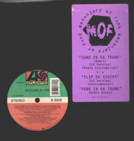 Mesanjarz Of Funk – Funk In Da Trunk / Flip Da Script
