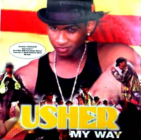 Usher ‎– My Way
