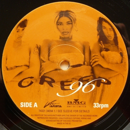 TLC ‎– Creep '96