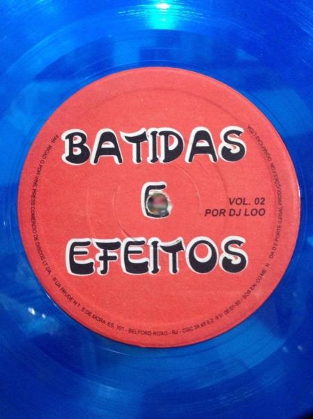 Batidas & Efeitos Vol 02 Por Dj Loo