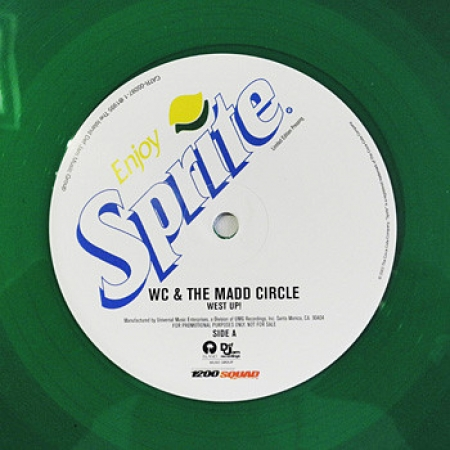 WC And The Maad Circle – West Up! (Sprite)