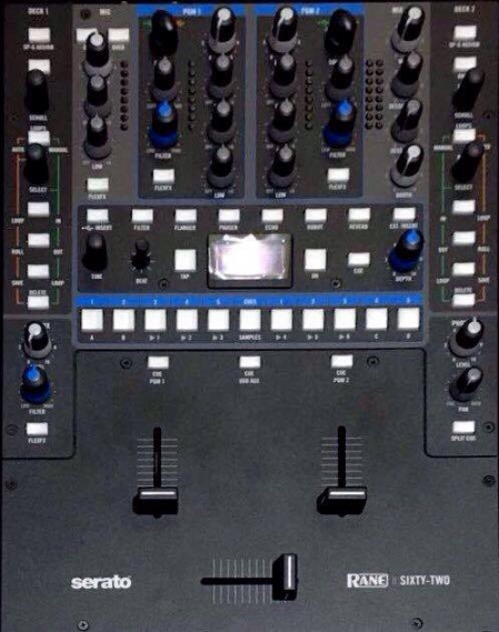 Mixer Rane 62 (Sixty Two) SEMI-NOVO