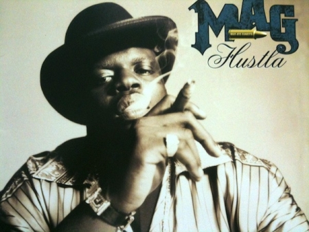 Mag ‎– Hustla / How U Like It