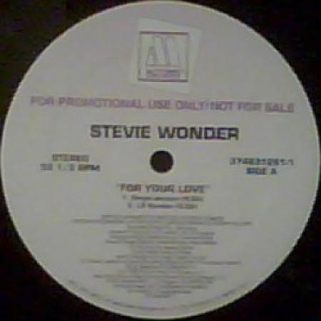 Stevie Wonder – For Your Love