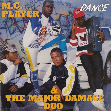 MC Player ?– Dance (The Mega-Diss)
