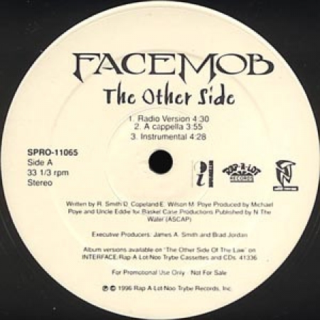 Facemob ‎– The Other Side / Bank Robbery