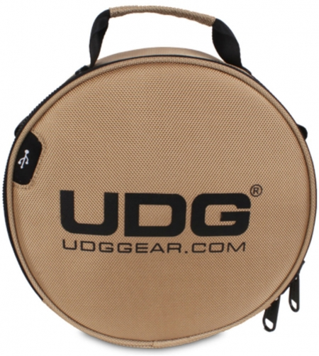 Bag UDG Para Fones de Ouvido Gold