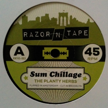 The Planty Herbs ‎– Sum Chillage