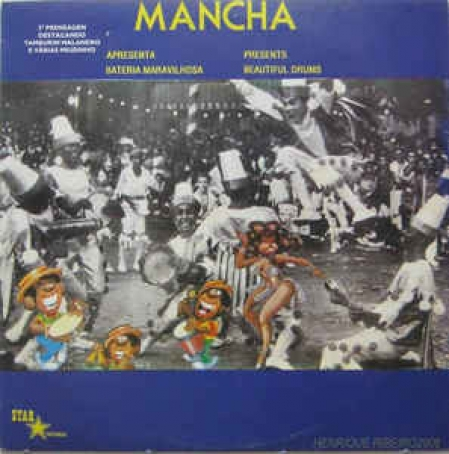 Mancha - Apresenta Bateria Maravilhosa (Presents Beautiful Drums)