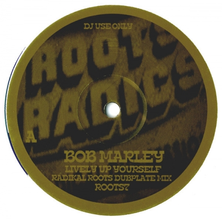Bob Marley ‎– Radikal Roots Re-Edits Volume 7