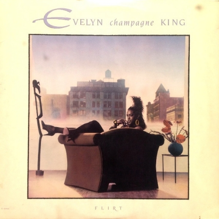 Evelyn Champagne King ‎– Flirt