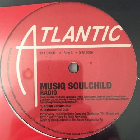 Musiq Soulchild - Radio