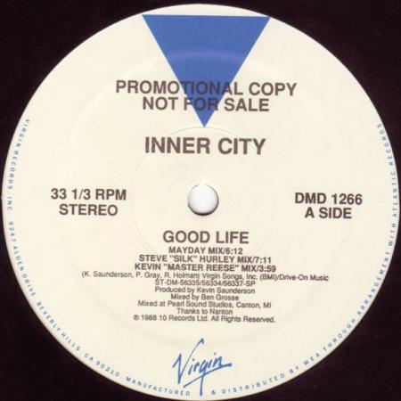 Inner City – Good Life