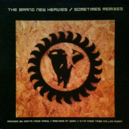 The Brand New Heavies ‎– Sometimes (Remixes)