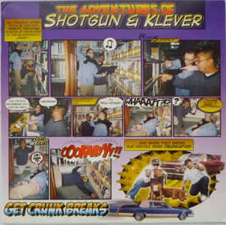 Shotgun & Klever – Get Krunk Breaks