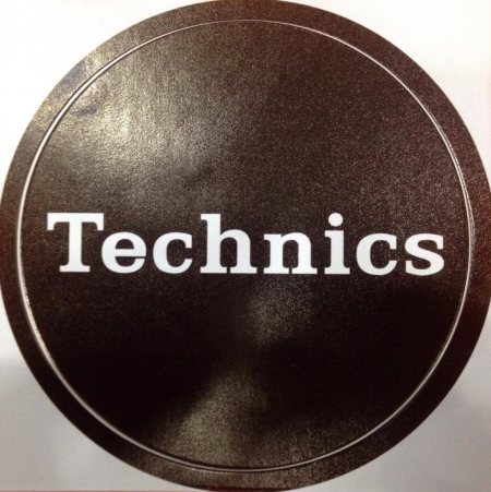 Adesivos Technics Para Joggin CDJ Modelo 100 / 200 & 400 da Pioneer  (UNIDADE)