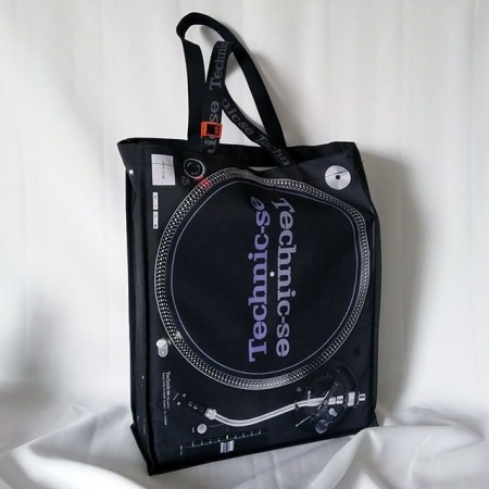 Sacola Technics para 35 Vinyl