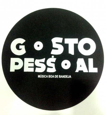 Feltro Para Toca Disco Projeto Gosto Pessoal (UNIDADE)