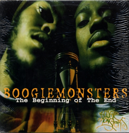 Boogiemonsters ‎– The Beginning Of The End