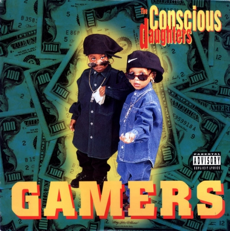 The Conscious Daughters ‎– Gamers