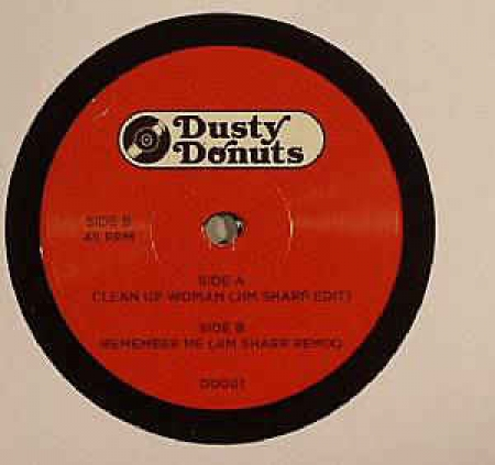 Betty Wright  Blue Boy ‎– Clean Up Woman (Jim Sharp Edit)