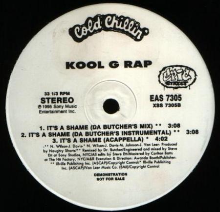 Kool G Rap ?– It's A Shame