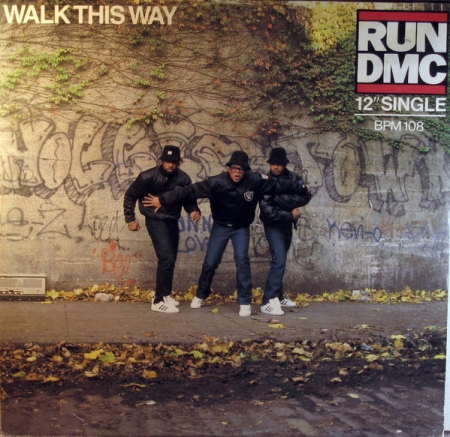 Run DMC ?– Walk This Way