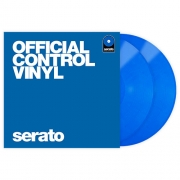 Serato Scratch Live Control Record - Performance Series Blue